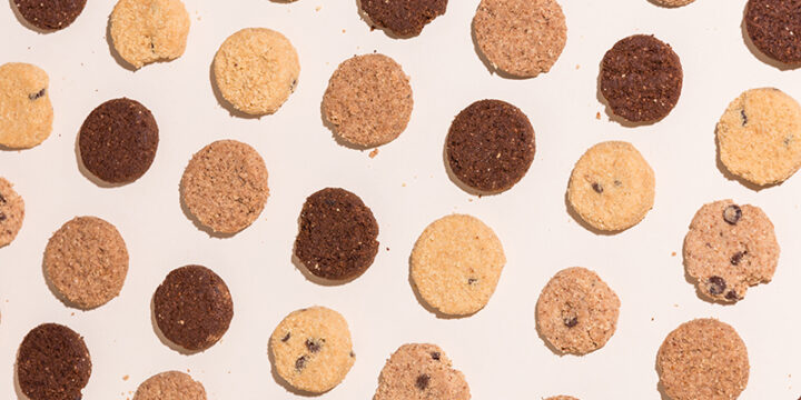 Cookies made from the recipe.